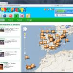 Página de centros en Barcelona